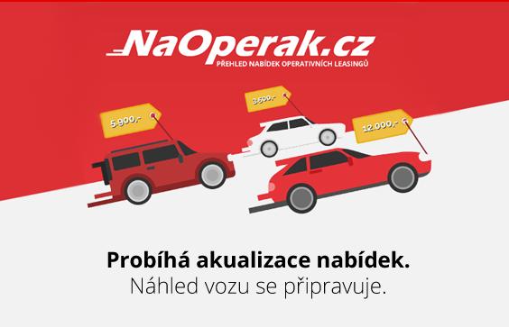 Škoda Octavia Combi 1,4 TSI Ambition Plus - bez závazku  na operativní leasing